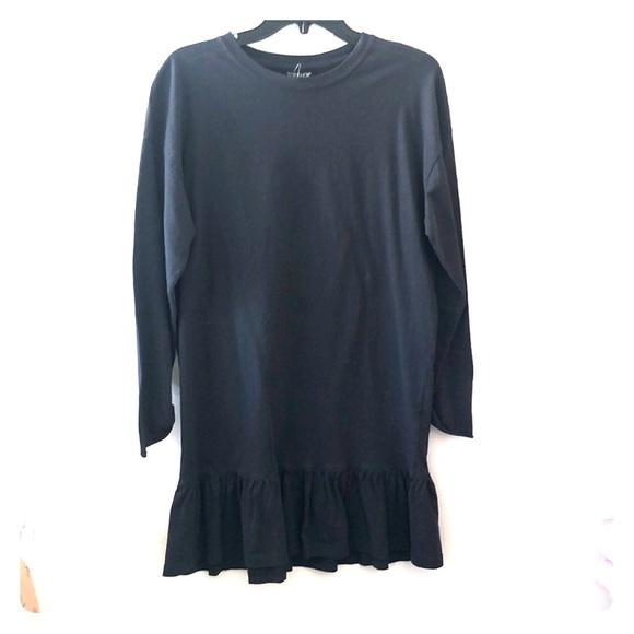 Topshop Dresses Peplum Dress Poshmark
